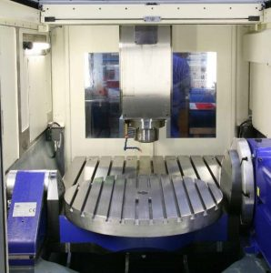 Zdjęcie Centrum obróbkowe pionowe MCV 1210